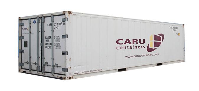 Chladící a mrazící kontejner